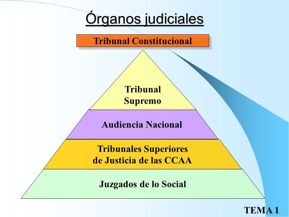 TEMA 1 Principal normativa española TR de la Ley del Estatuto de los Trabajadores LO de Libertad Sindical L de Prevención de Riesgos Laborales L de In