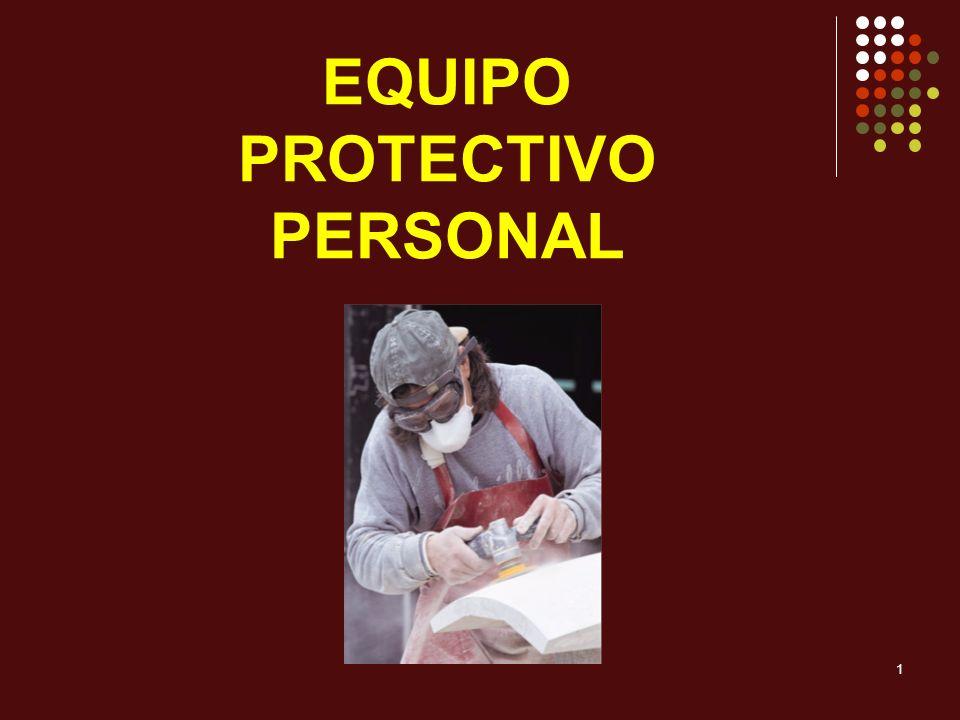 1 EQUIPO PROTECTIVO PERSONAL