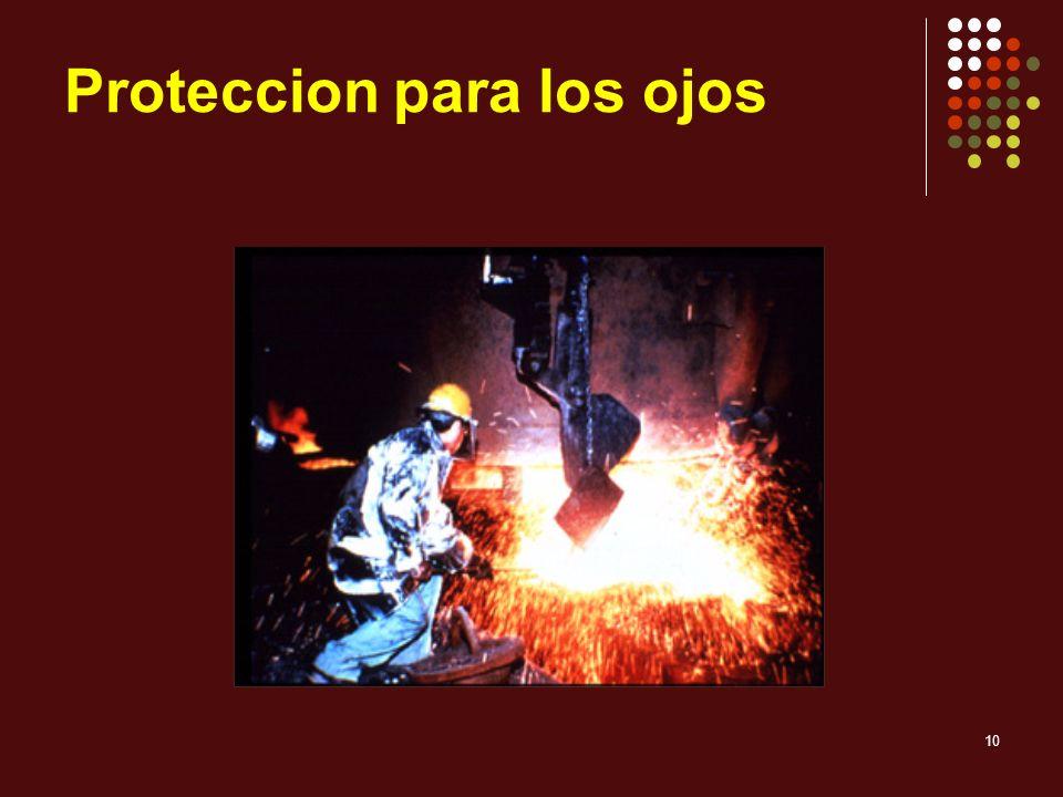 10 Proteccion para los ojos