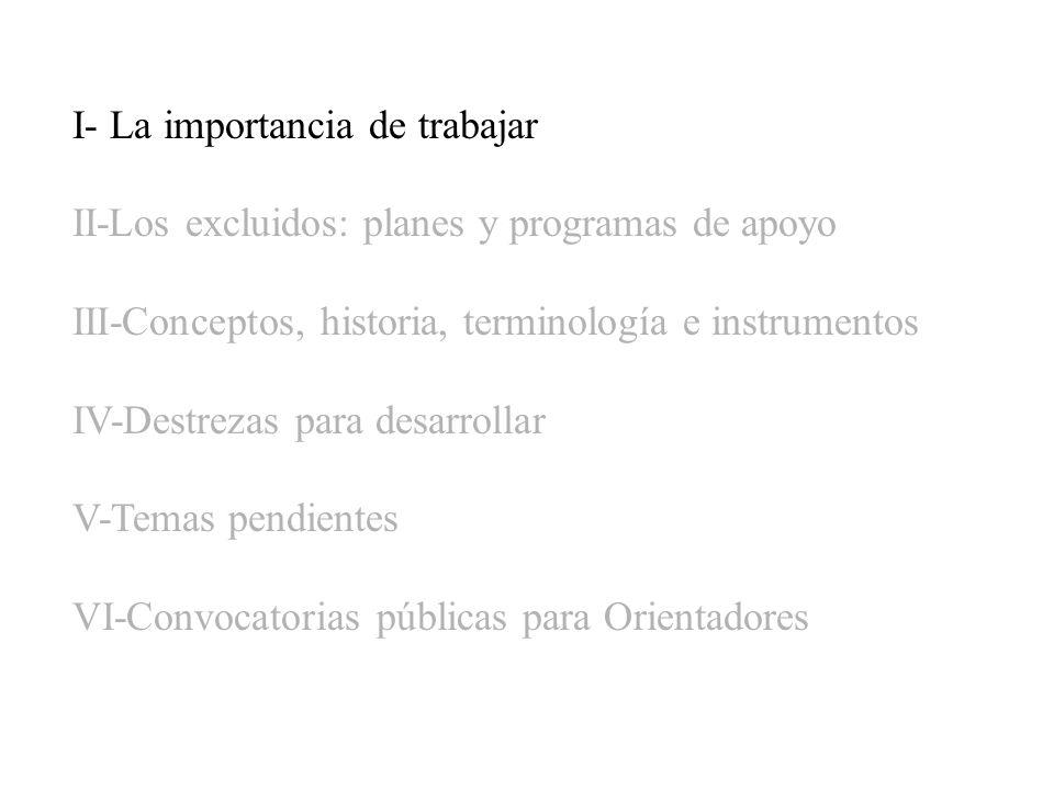 Terminología Orientador laboral Orientador ocupacional Asesor en materia de empleo (Watt, 1997) (Montané, 1993) (INEM, 1999) Tutor (Cumbres Essen, Luxemburgo, Lisboa, 2000 Estocolmo, 2001...: recomendaciones U.E.) juanaruiz