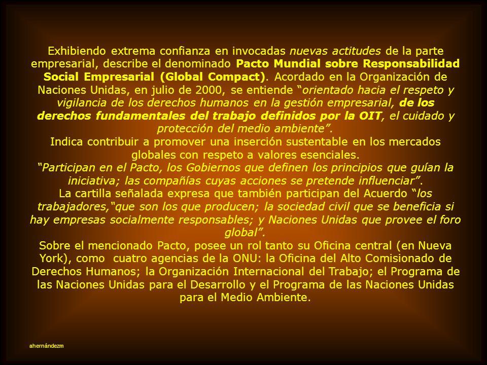 . Lo que dicen y lo que hacen Liberándose de fiscalizaciones En Chile la idea se publicita intensamente; extrañamente, esforzándose en introducirla no