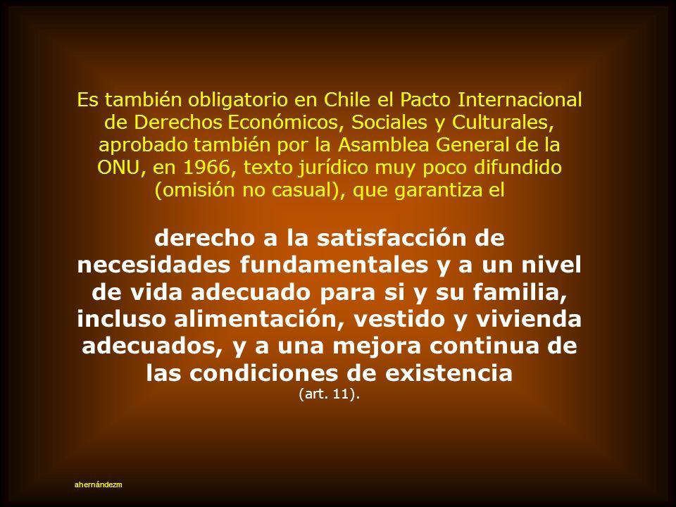 Aunque la obligatoriedad de tales convenios hoy en Chile goza de respaldo constitucional, siendo indiscutida su fuerza, recordemos que ya desde hace m