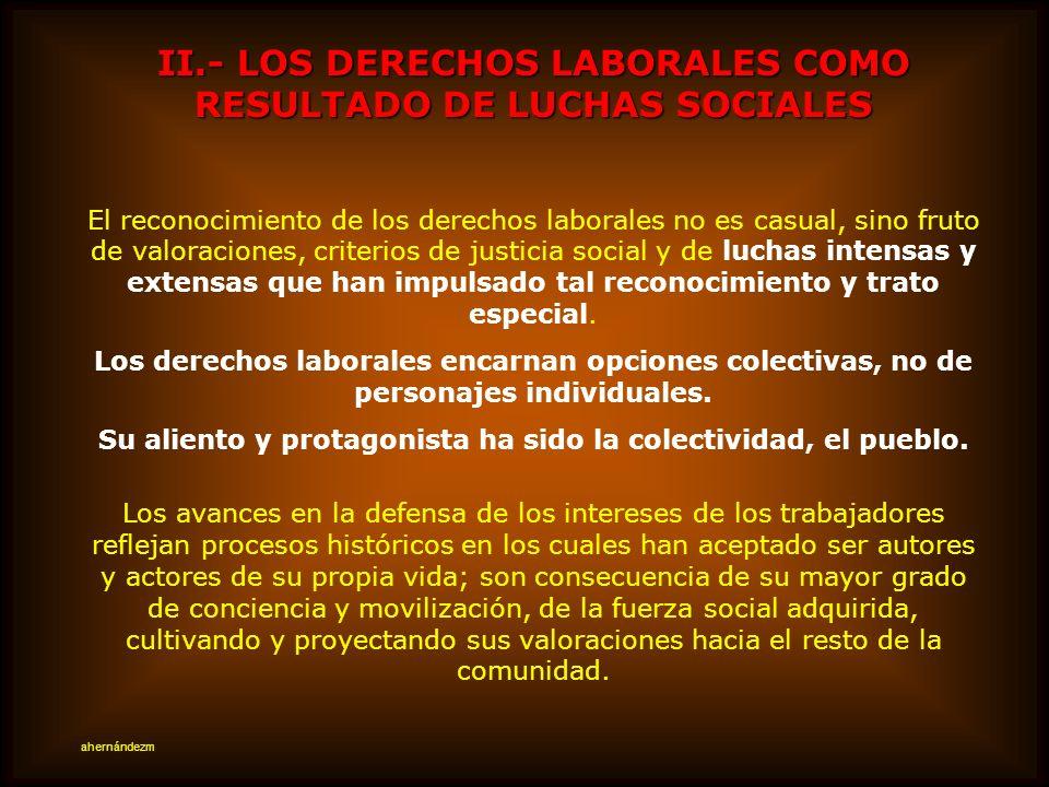 Subordinación y dependencia En prácticamente todas las regulaciones laborales del mundo encontramos inserta, como elemento del contrato de trabajo, la