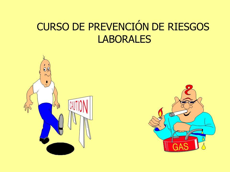 Ley 31/1995 de Prevención de Riesgos Laborales Art.