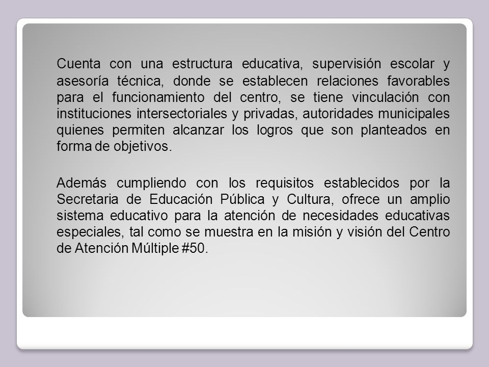 Adriana Olea Aguilar La práctica profesional de trabajo social en el área de educación especial, llevada a cabo en el CAM No.