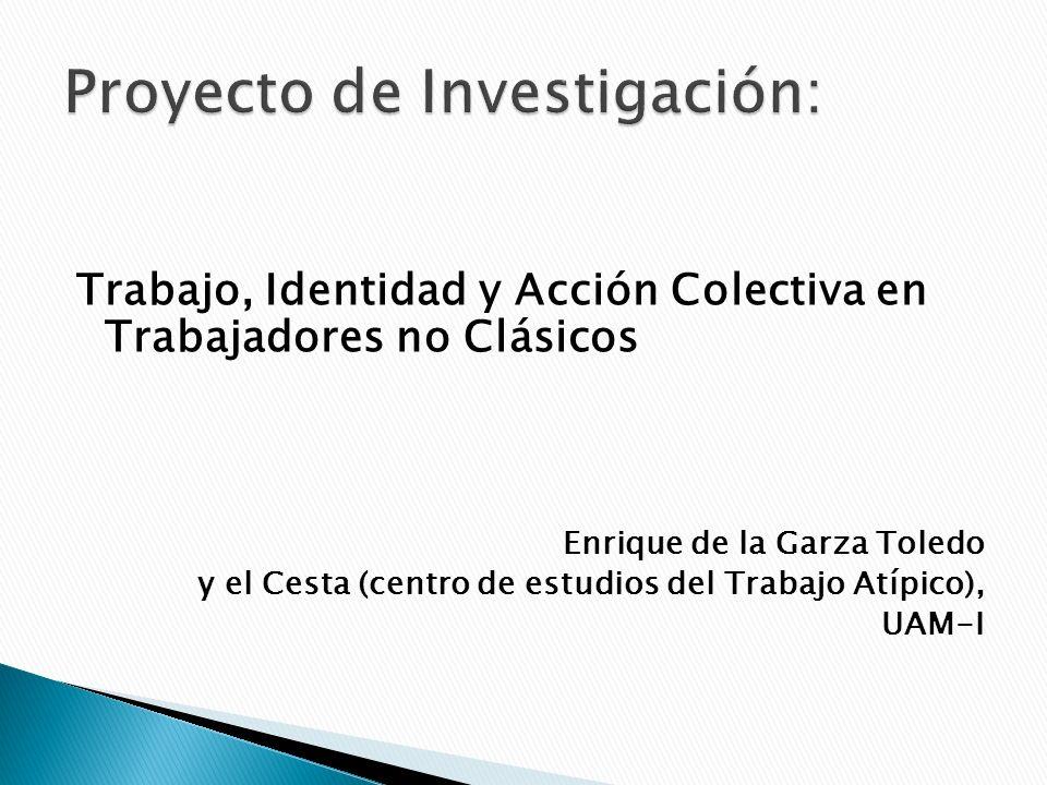 1.Estudios de identidad: ¿moda en América Latina.
