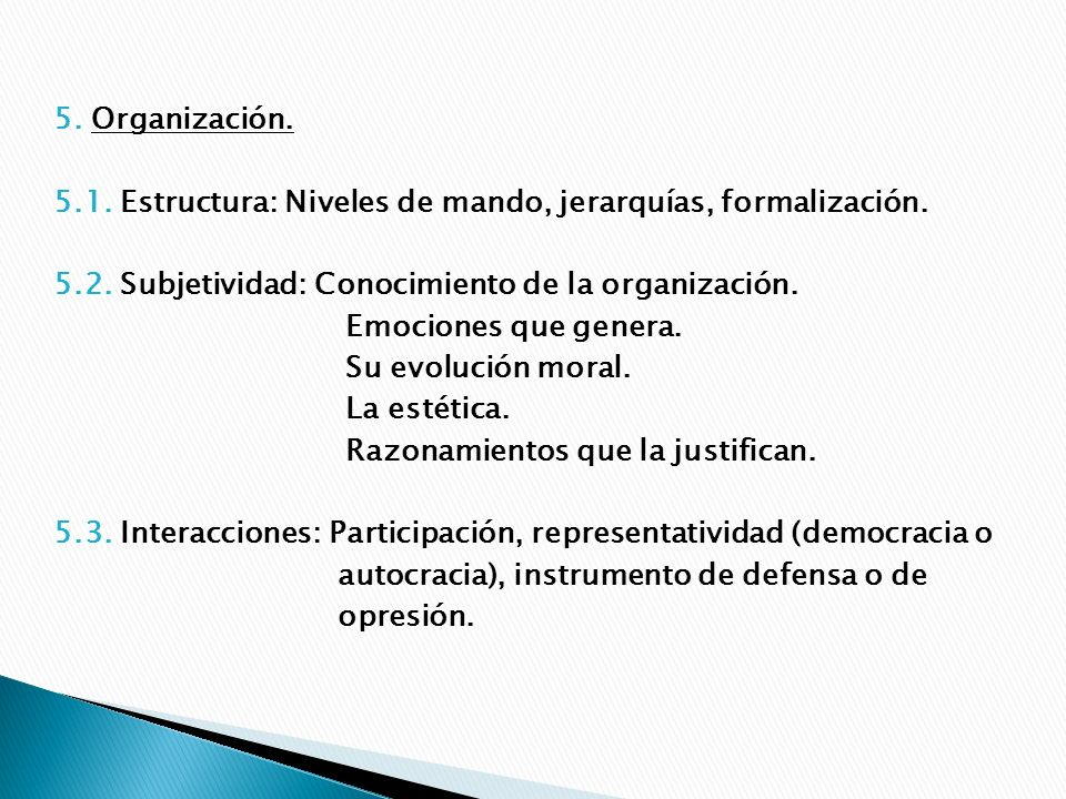 6.Movimiento social. - Experiencias prácticas. - Punto de ignición.
