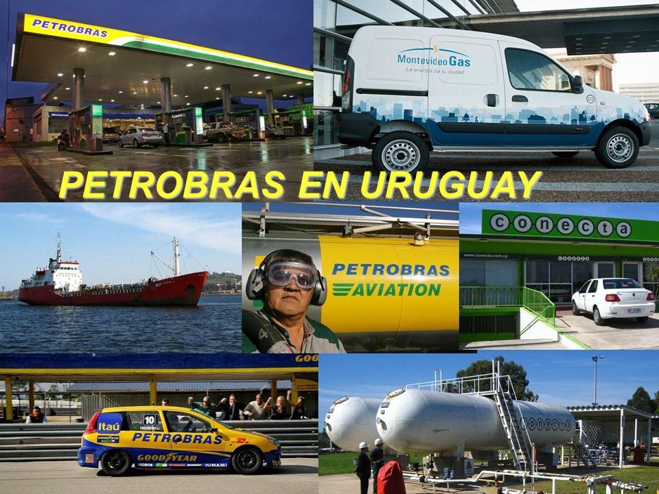 Almuerzo de Trabajo 15 PETROBRAS EN URUGUAY