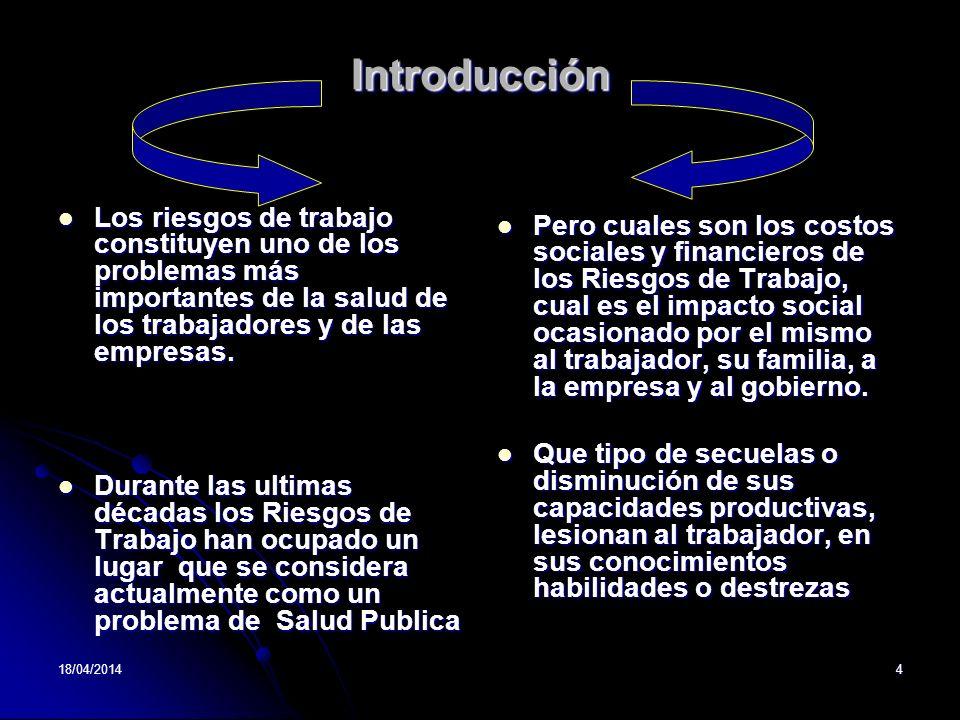 PRESTACIONES EN DINERO CONSECUENCIA - Incapacidad temporal - I.