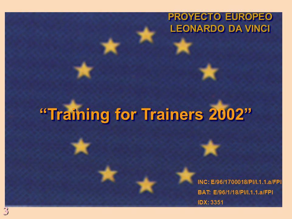 154 * El proceso de aprendizaje Û ¿Se han alcanzado los objetivos iniciales.