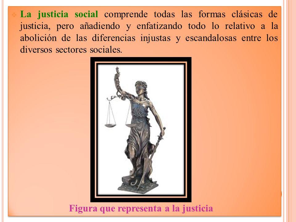 6. LA VIRTUD DE LA JUSTICIA Es la virtud que nos inclina a dar a cada uno lo que le corresponde. Cuatro ámbitos o aspectos: La justicia comunicativa,