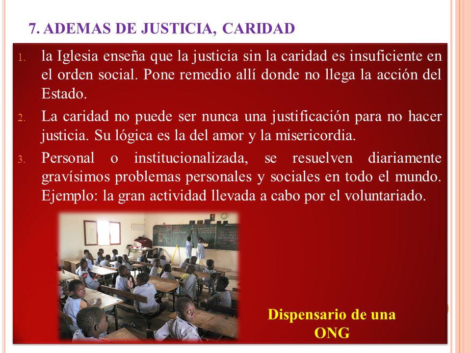 La justicia social comprende todas las formas clásicas de justicia, pero añadiendo y enfatizando todo lo relativo a la abolición de las diferencias in