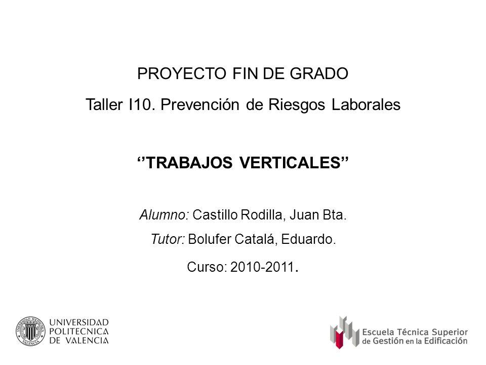 TRABAJOS VERTICALES 2.- Aplicaciones: - Reparaciones y mantenimiento en edificios.