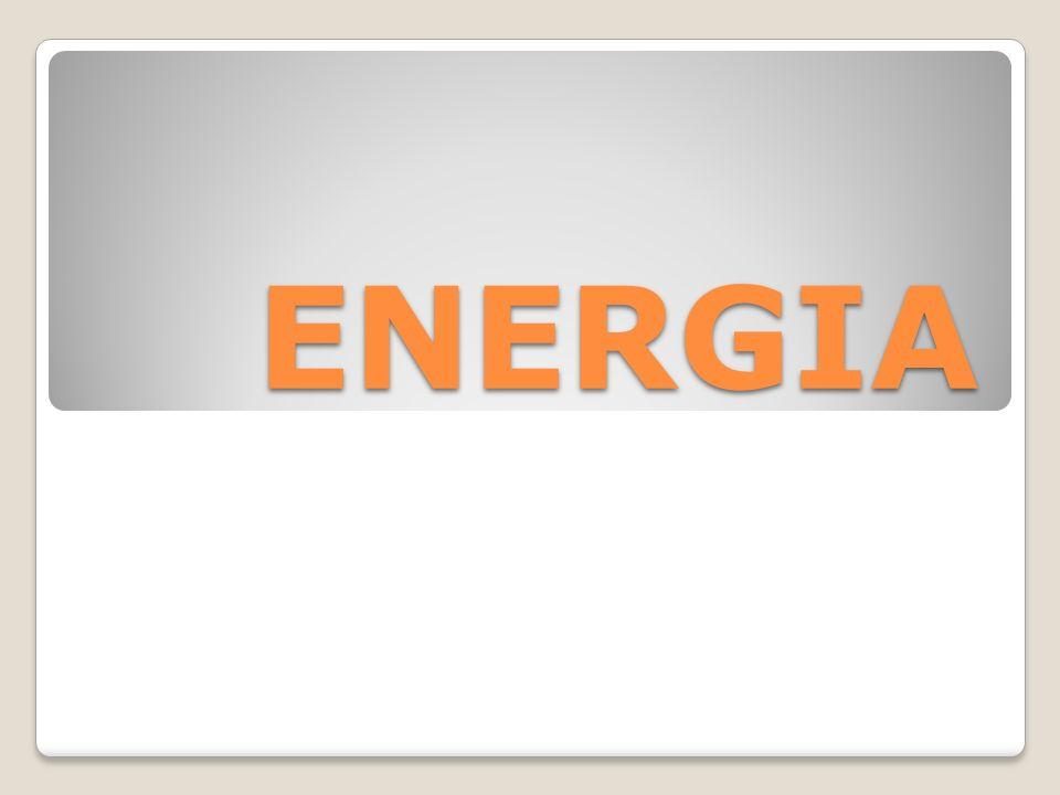 Los conceptos de energía y trabajo están íntimamente ligados.