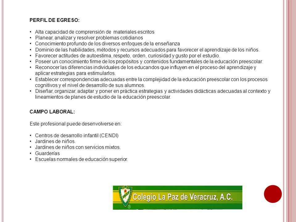 Plan de Estudio Primer Semestre Bases filosóficas, legales y Organizativas del Sistema Educativo Mexicano.