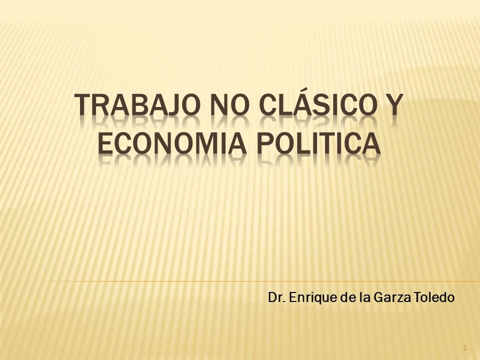 Dr. Enrique de la Garza Toledo 1