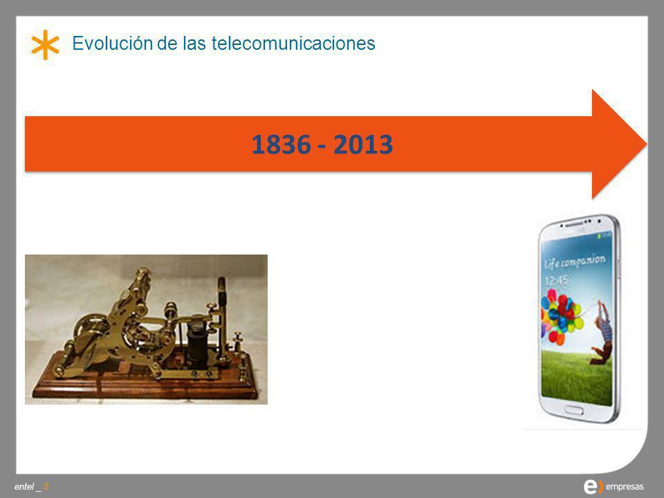 entel _ Evolución de las telecomunicaciones 5 1836 - 2013