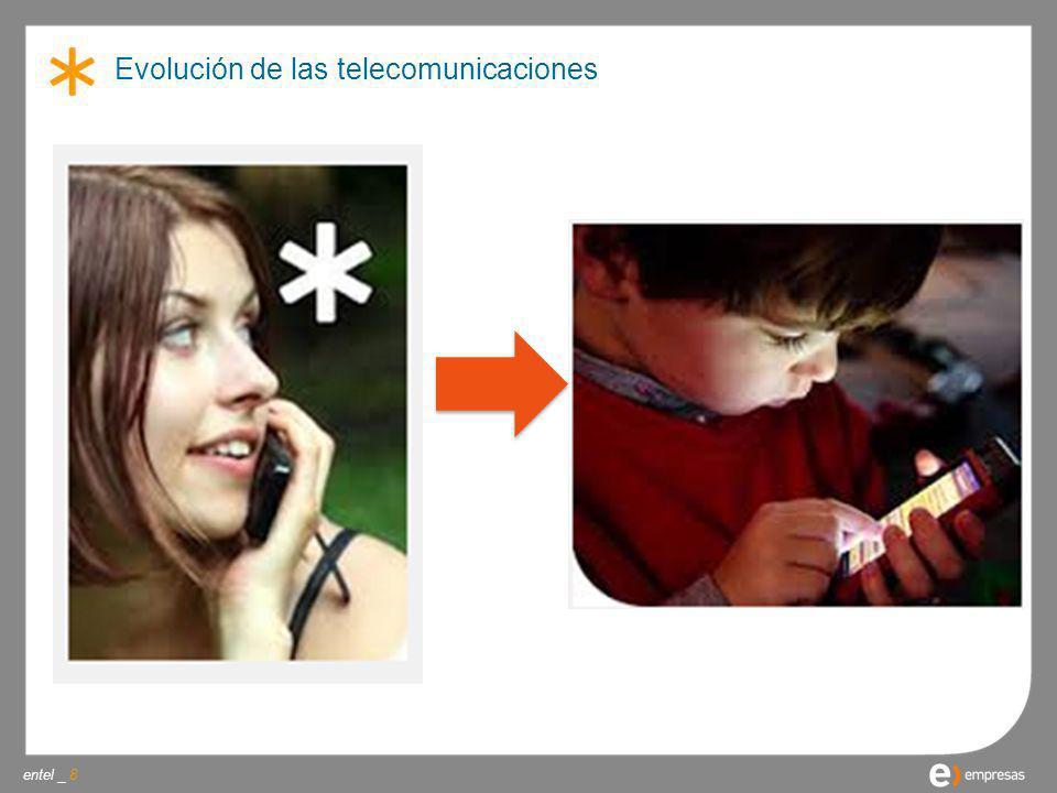 entel _ Evolución de las telecomunicaciones 8
