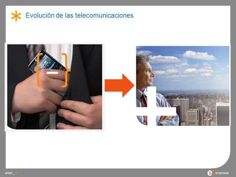 entel _ Evolución de las telecomunicaciones 10 HostingHousing ProntoformsCloud Office 365 Correo Exchange Control de Flota Comercio Net Factura Net