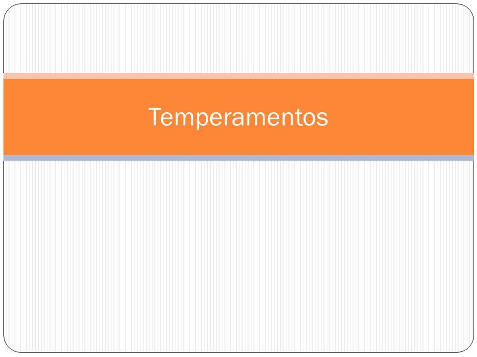 Los 4 temperamentos de D.