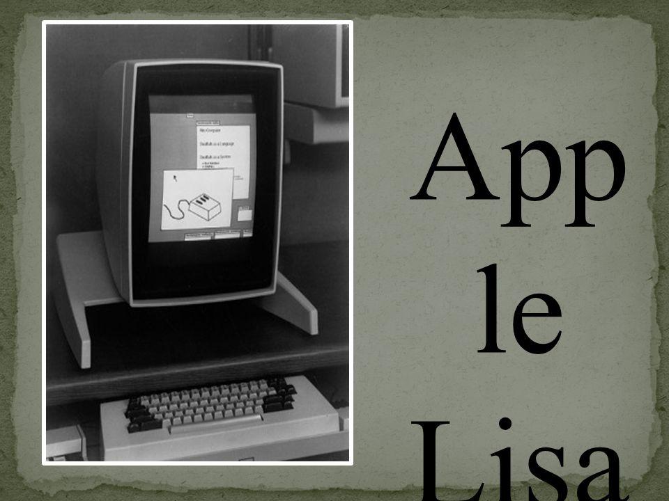 App le Lisa