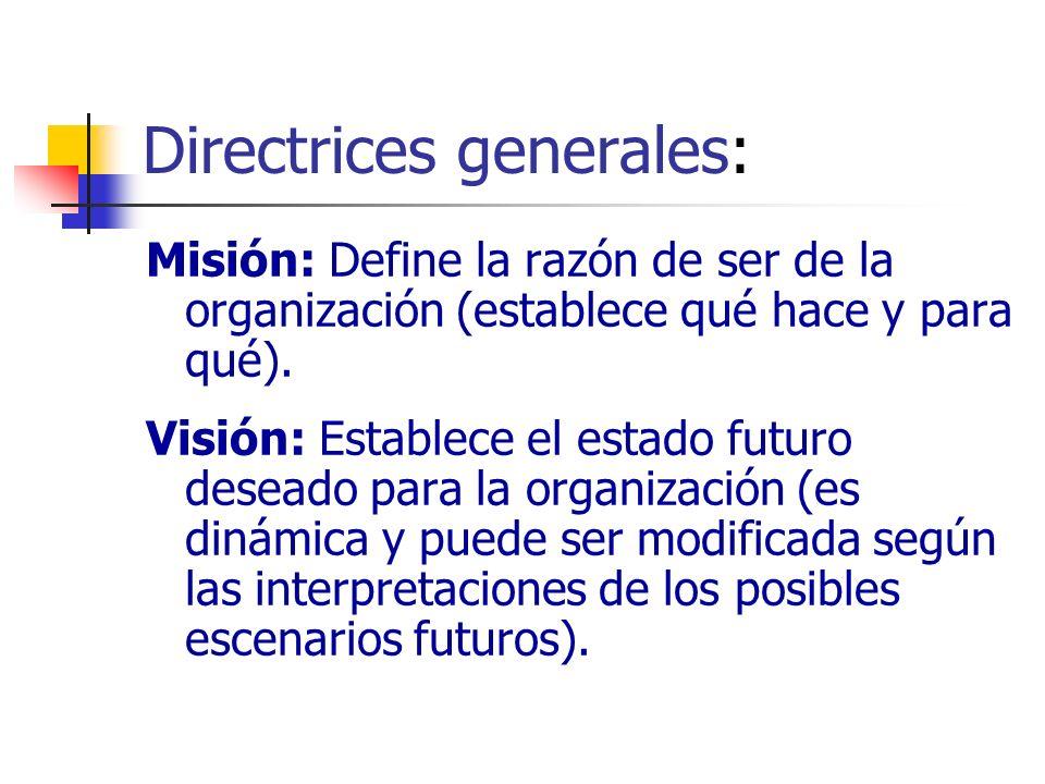 declaración de misión Plan a un año Esto permite fijar un objetivo concreto para cumplir en un año y mirar hacia atrás.