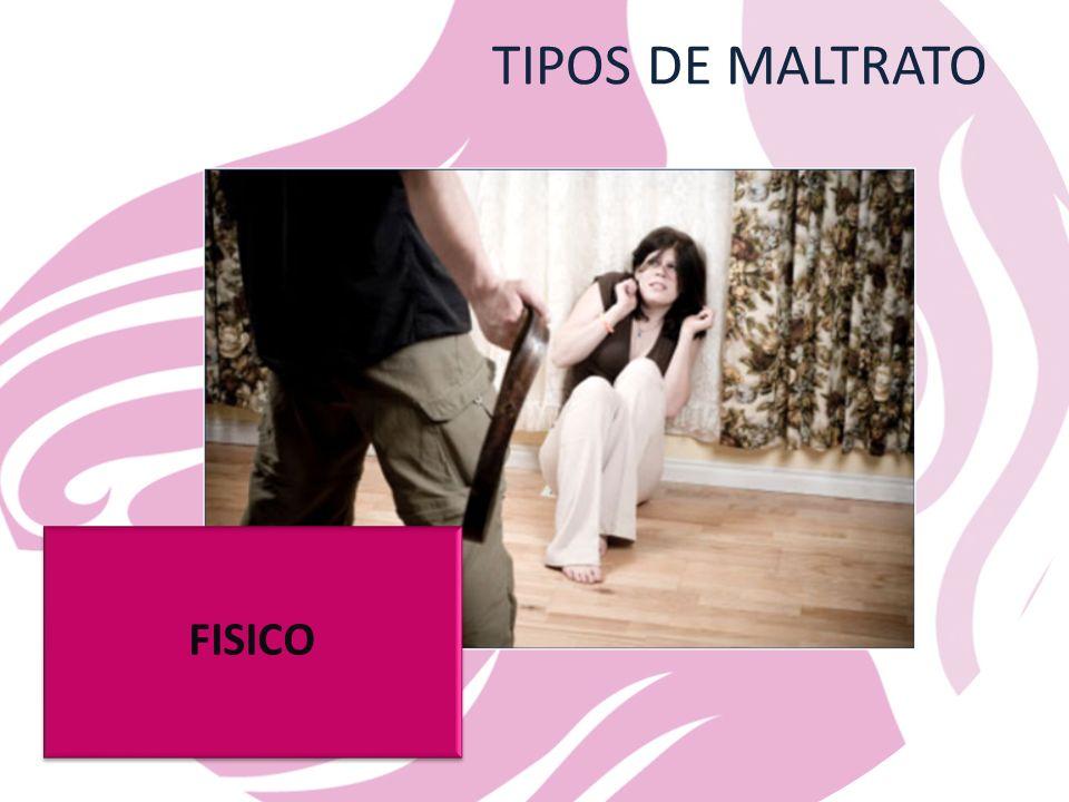 FISICO TIPOS DE MALTRATO