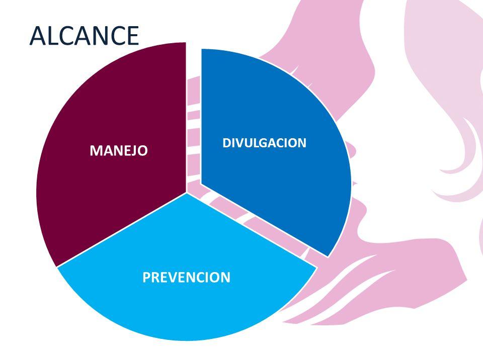 ALCANCE DIVULGACION PREVENCION MANEJO
