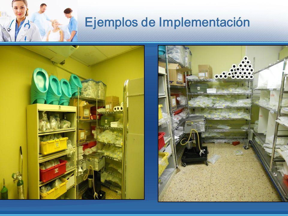 Ejemplos de Implementación