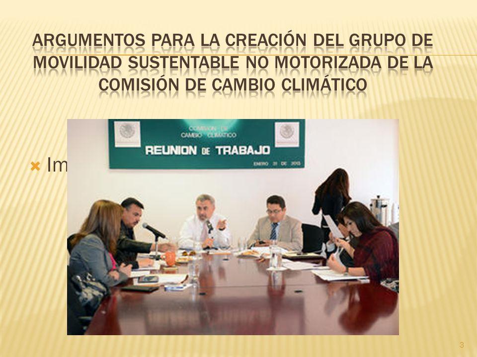 Imagen de reunión de la comisión 3