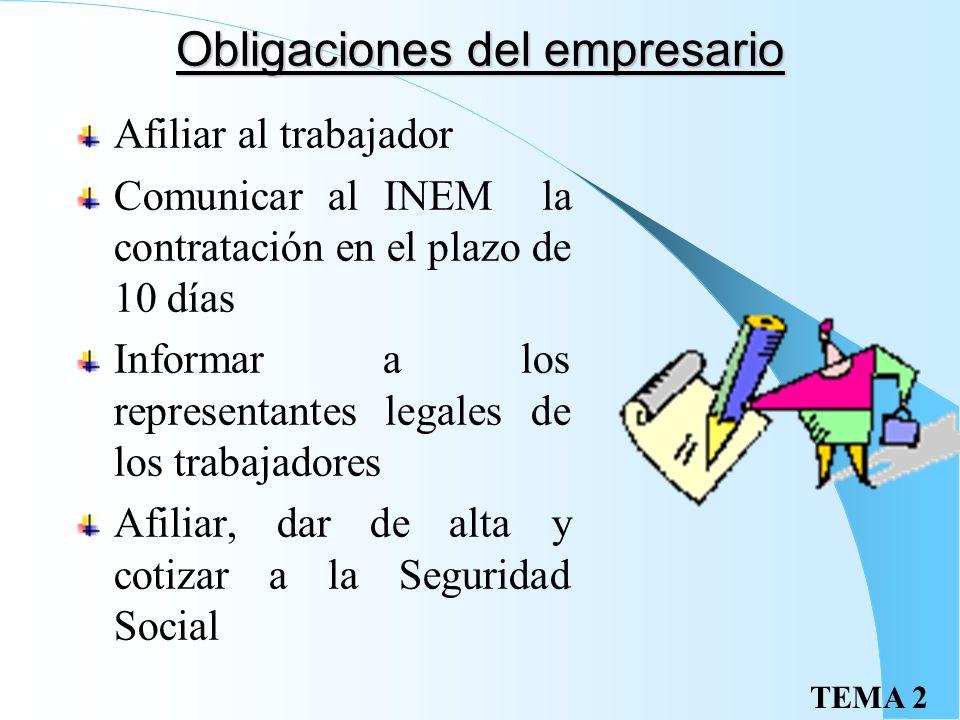 TEMA 2 Poder de dirección y disciplinario Las órdenes del empresario se presumen legítimas, y el trabajador debe obedecer sin perjuicio de impugnarlas
