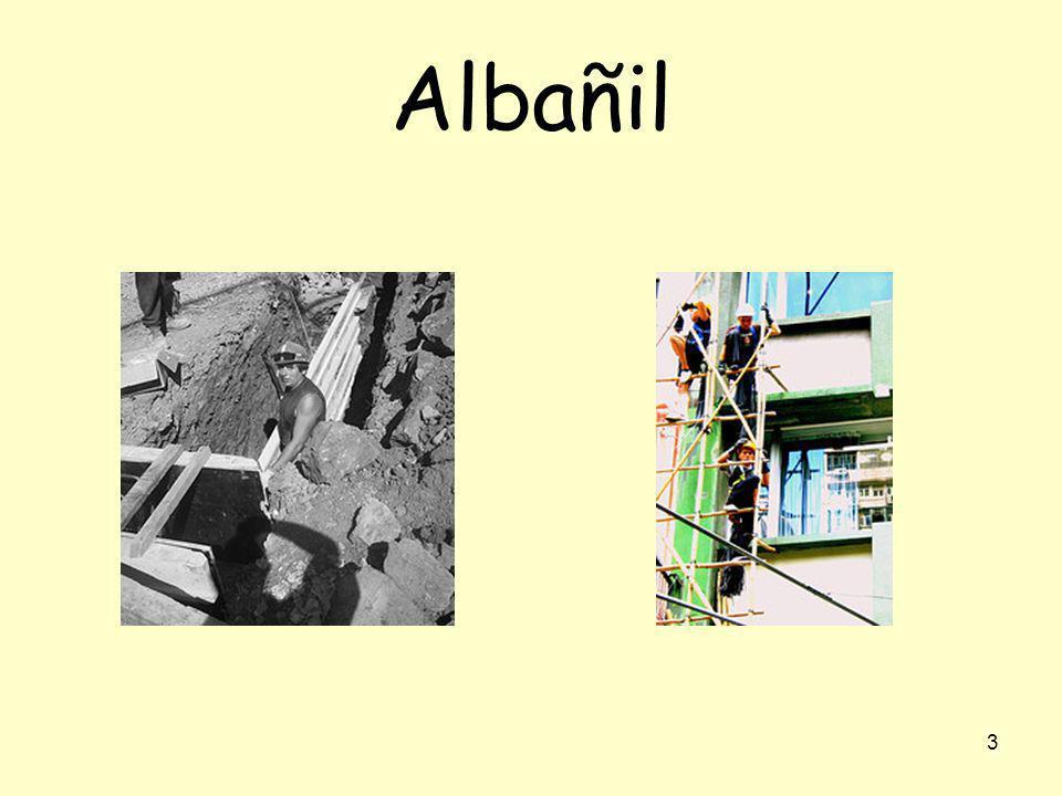 3 Albañil