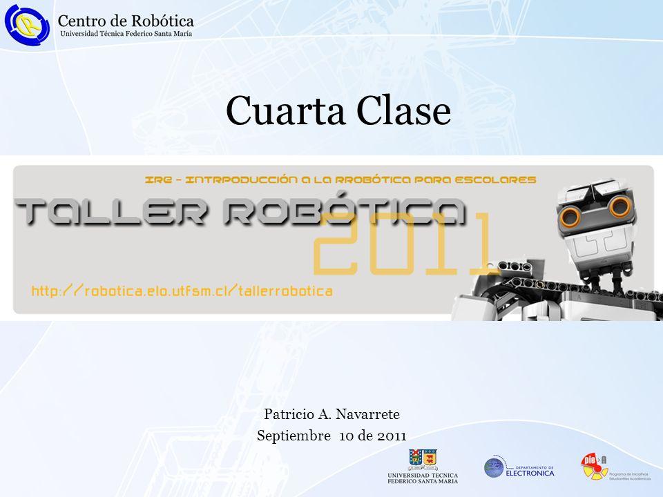 Cuarta Clase Patricio A. Navarrete Septiembre 10 de 2011
