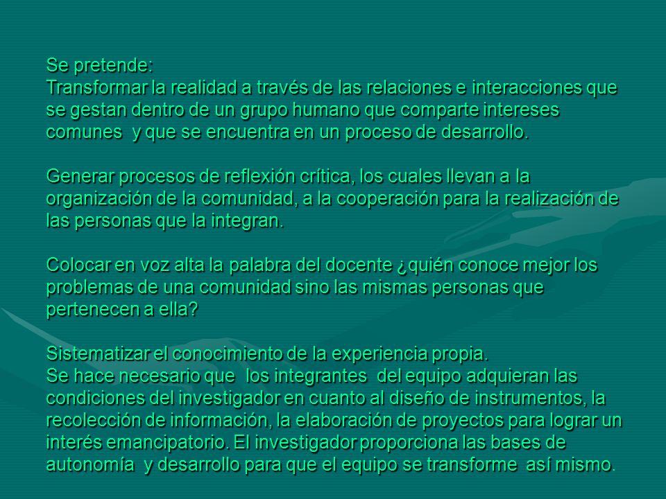 FORMULACIÓN DEL PROYECTO DE DESARROLLO COMUNITARIO Se elabora con la comunidad la solución al problema VARIABLES Qué se quiere hacer.