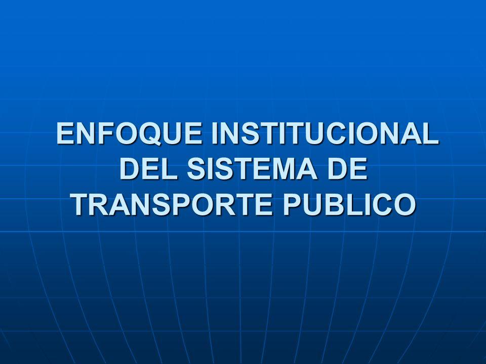 COMPETENCIA RUINOSA TARIFAS REAL NEGATIVAS DETERIORO RED VIAL INDICE DE ACCIDENTES EVASION TRIBUTARIA SOBREOFERTA INFORMALIDAD DESREGULACION DESCONTROL CONSECUENCIAS PROBLEMAS F.