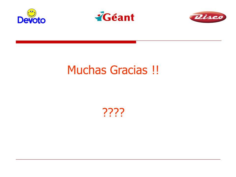 Muchas Gracias !! ????