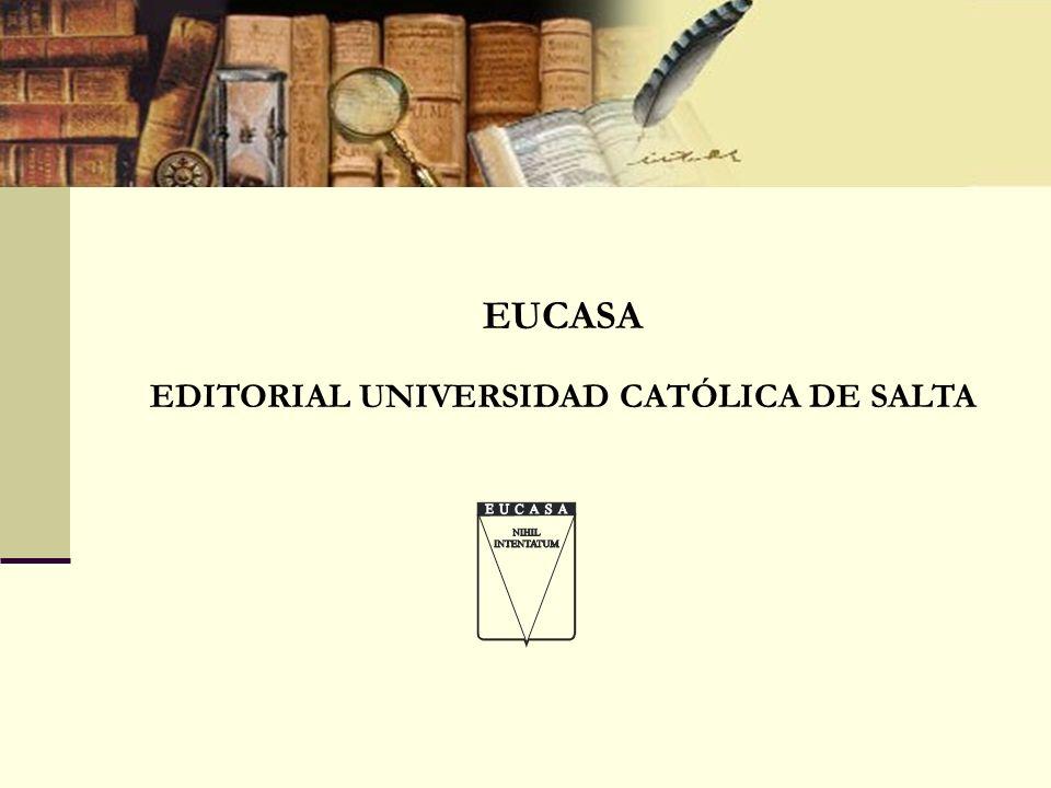 La Editorial universitaria: Un proyecto académico-cultural Al publicar, una editorial concede a los productos culturales el derecho de existencia, y los recomienda como creaciones valiosas y plenas de sentido.
