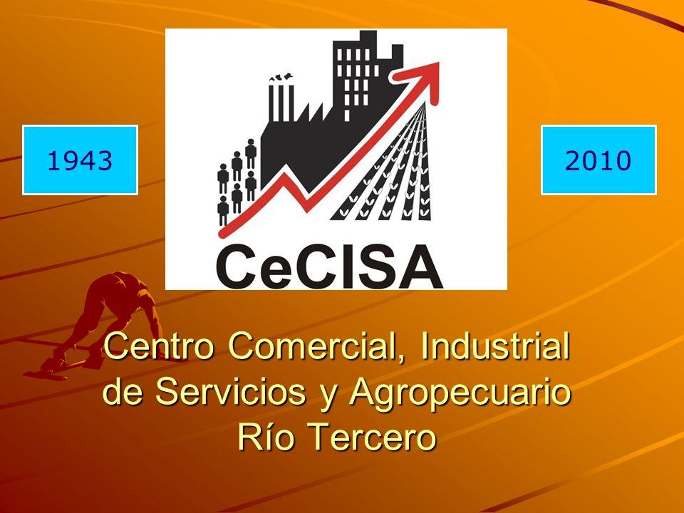 Centro Comercial, Industrial de Servicios y Agropecuario Río Tercero 20101943