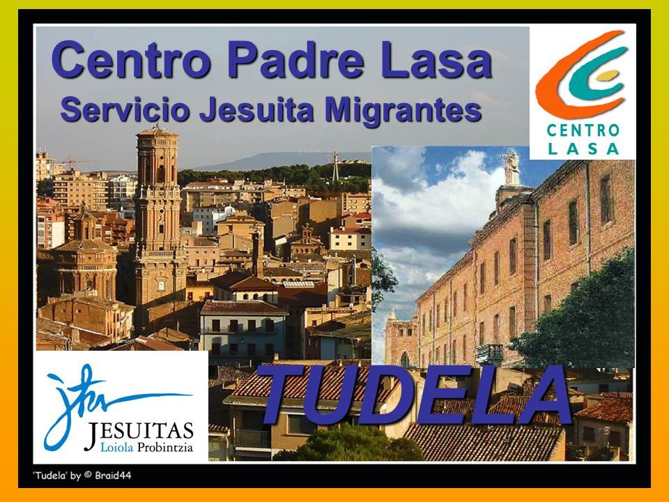 Centro Padre Lasa Servicio Jesuita Migrantes TUDELA
