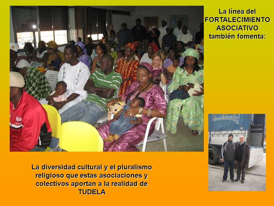 Esta intervención contiene dos áreas: Los CONVENIOS LASA para facilitar espacios de reunión y gestión de las asociaciones Y el trabajo de MEDIACIÓN e
