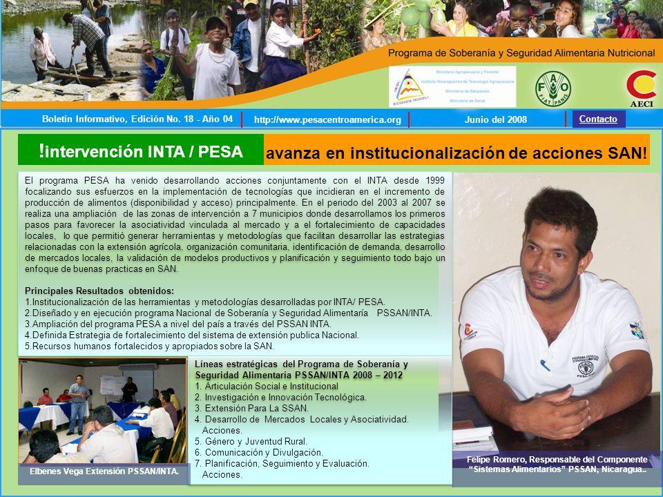 Boletín Informativo, Edición No.