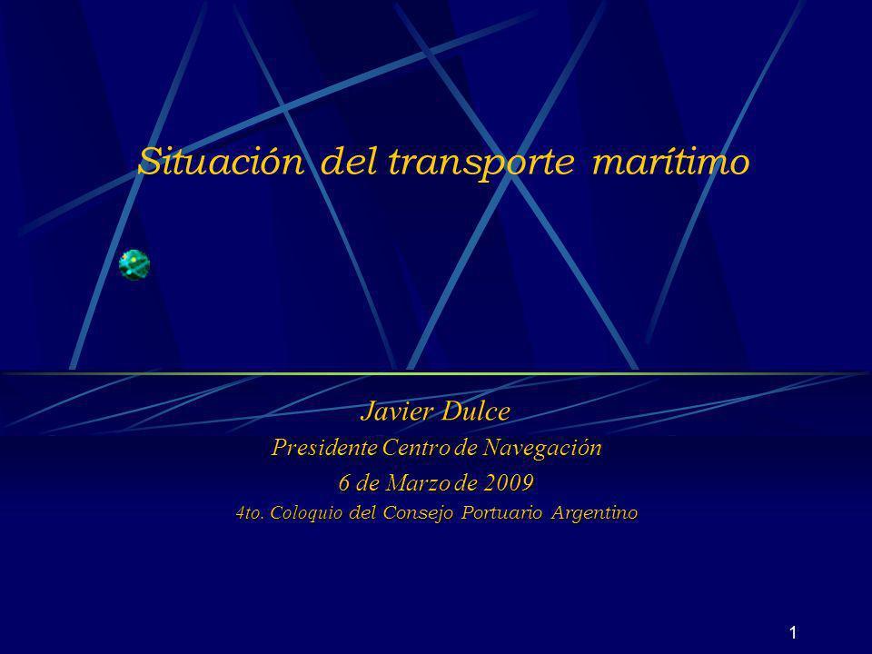 2 Indice Presentación del Centro de Navegación.La crisis internacional.