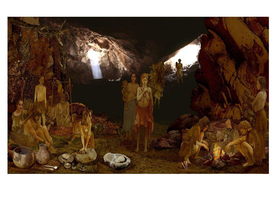 Hacia el 5600 antes de Cristo este paisaje empieza a sufrir una profunda transformación.