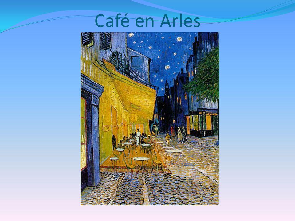 Café en Arles