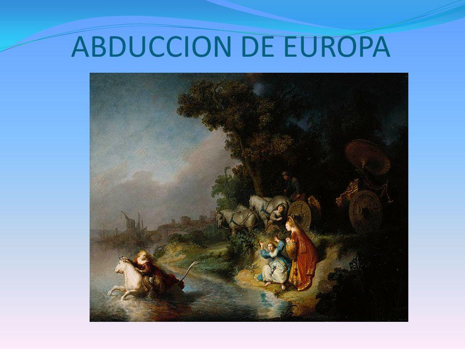 ABDUCCION DE EUROPA