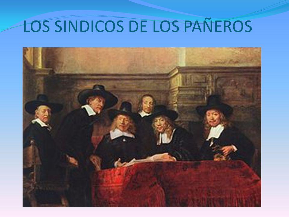 LOS SINDICOS DE LOS PAÑEROS