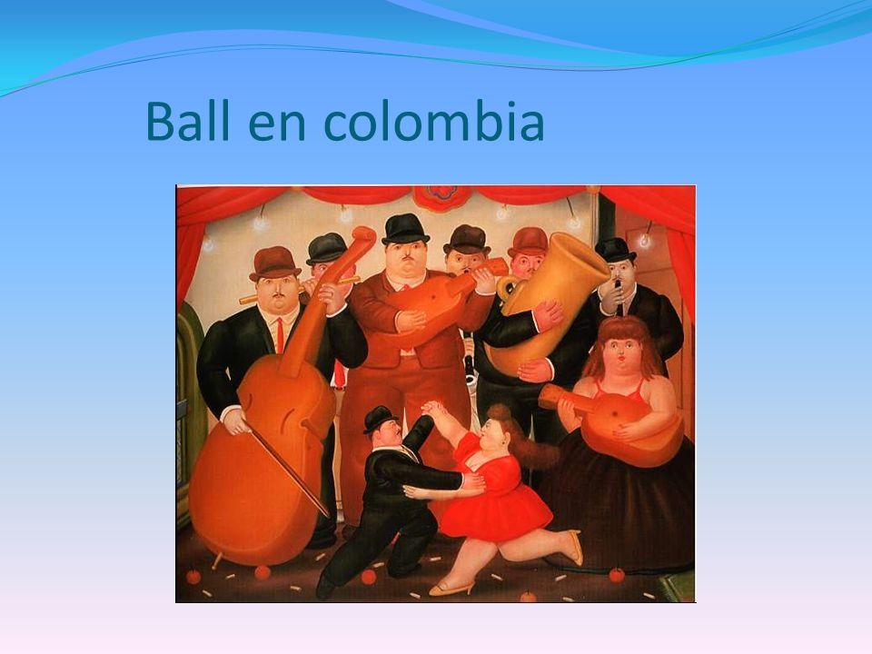 Ball en colombia