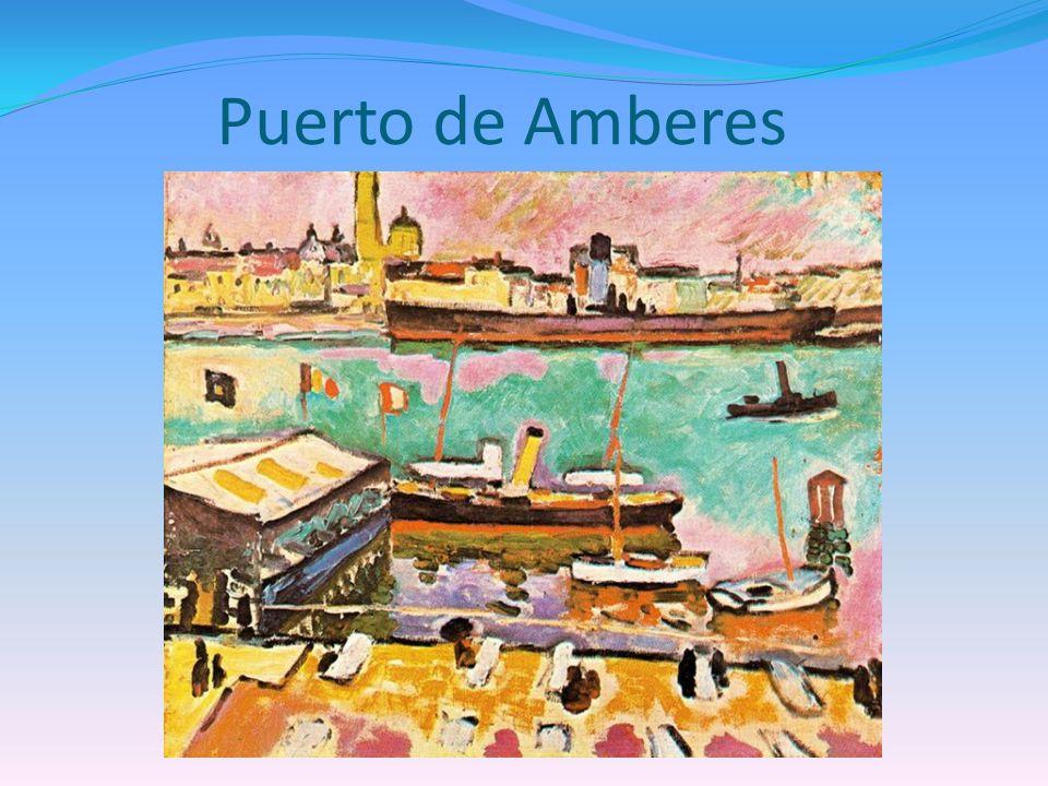 Puerto de Amberes