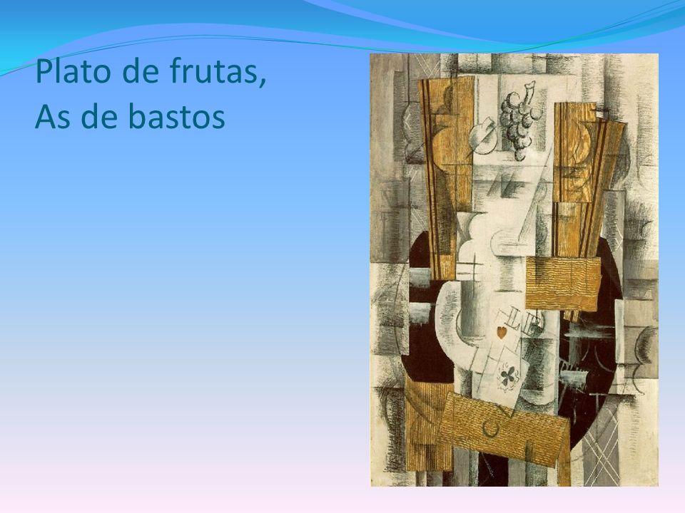 Plato de frutas, As de bastos