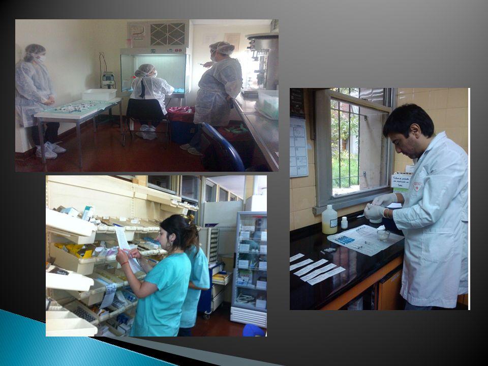 DEFINICION DEL PUESTO DE TRABAJO Colaborador directo en que se apoya el farmacéutico.